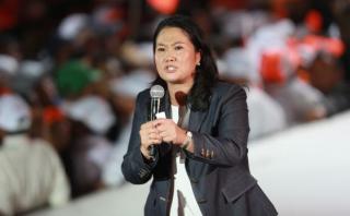"""Keiko Fujimori: """"Yo haré un gobierno de concertación nacional"""""""