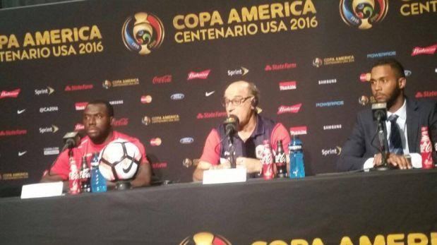 """Técnico de Haití: """"Perú es un equipo con mucha intensidad"""""""