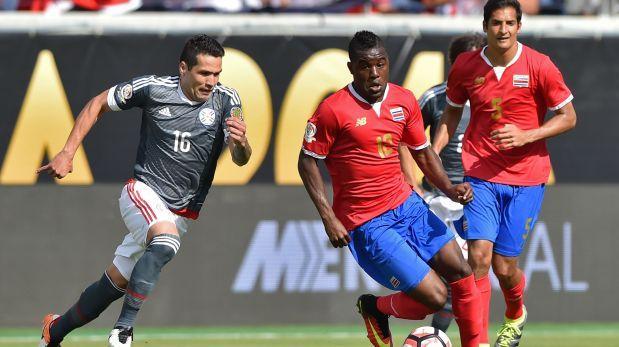 Costa Rica empató 0-0 ante Paraguay en Orlando por Copa América
