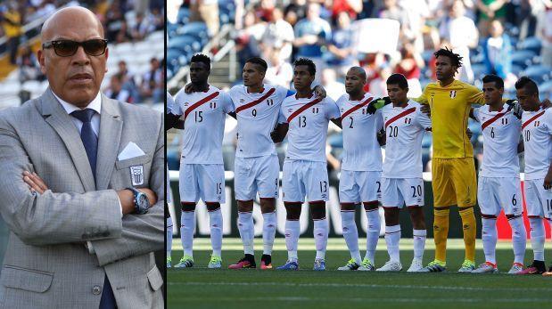UNOxUNO de la selección bajo la mirada de Roberto Mosquera