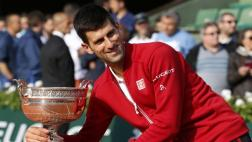 Djokovic logró su primer Roland Garros tras vencer a Murray