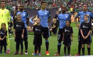 Selección uruguaya: organización se disculpó por error en himno