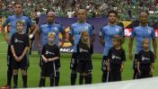 Copa América: federación uruguaya se quejó por error en himno