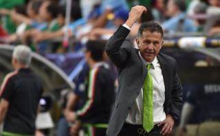 Copa América: técnico de México denunció agresión de Giménez