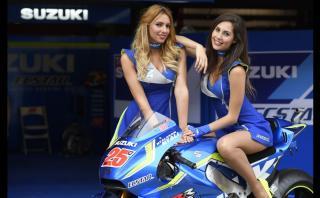 MotoGP: Las bellas Paddock Girls del GP de Catalunya