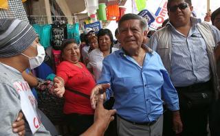 César Acuña: Políticos deben estar unidos, ya acabó la campaña