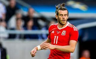 Gareth Bale: el horroroso tiro libre del galés en amistoso