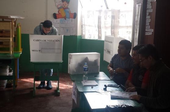 Elecciones 2016: así se vivió la segunda vuelta en la farándula