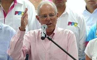 PPK cree que resultado de elección no cambiará, pero pide calma