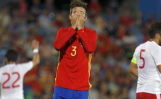 España decepciona ante Georgia en último duelo antes de la Euro