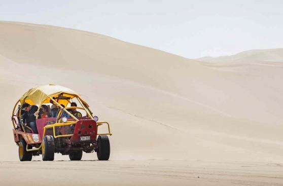 Mar, desierto y aventura muy cerca de Lima: redescubre Huaral