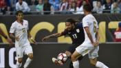 Estados Unidos goleó 4-0 a Costa Rica por la Copa América 2016