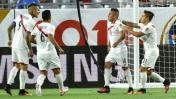 UNOxUNO de Perú en el 2-2 ante Ecuador por la Copa América 2016