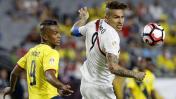 Guerrero influyó en 14 de últimos 15 goles de Perú en Copa