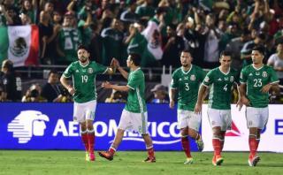 México venció a Jamaica 2-0 y avanzó a cuartos de final