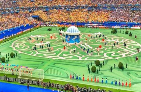 Eurocopa 2016: toda la fiesta de la gran inauguración [FOTOS]