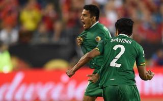 Chile vs. Bolivia: Campos iguala con un golazo de tiro libre