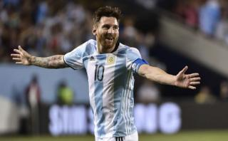 Copa América: Lionel Messi anotó hat-trick en solo 29 minutos