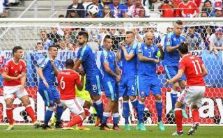 Eurocopa 2016: mira el golazo de tiro libre de Gareth Bale