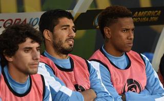 Luis Suárez habló sobre su explosiva reacción en Copa América