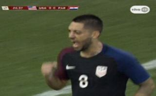 Estados Unidos ganó 1-0 a Paraguay y avanzó a cuartos de final