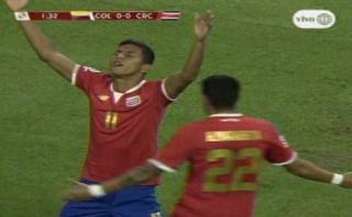 Costa Rica: el golazo y tanto más rápido de la Copa América