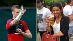 Eurocopa 2016: esposa de Vardy vivió una pesadilla en estadio