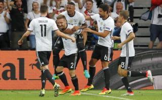 Alemania derrotó 2-0 a Ucrania por Grupo C de Eurocopa 2016