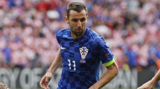 Capitán croata perdió a su padre mientras jugaba ante Turquía