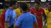 Perú vs Brasil: los dramáticos minutos tras el gol de Rudíaz