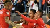 Perú ganó 1-0 a Brasil y pasó primero en Copa América 2016