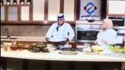 Chef intentó lucirse y pasó un momento vergonzoso en TV [VIDEO]