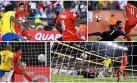 CUADROxCUADRO: el polémico gol de Ruidíaz a Brasil [FOTOS]