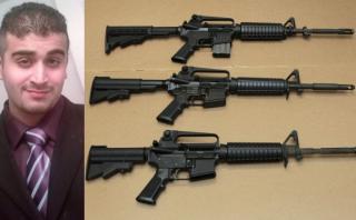 AR-15, el arma de guerra que usó el atacante de Orlando