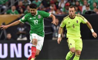 México empató 1-1 ante Venezuela por Copa América 2016