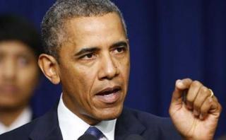 """Barack Obama a la comunidad gay: """"No están solos"""""""