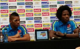 Selección peruana: jugadores de Colombia opinaron de la bicolor