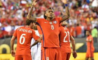 Chile venció 4-2 a Panamá y avanzó a cuartos de Copa América