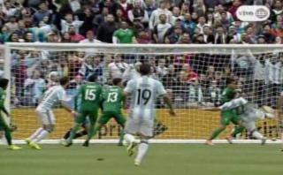 Arquero de Bolivia le 'regaló' gol al 'Pocho' Lavezzi [VIDEO]