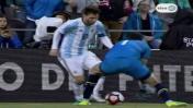 Messi dejó en ridículo a arquero de Bolivia con tremenda huacha