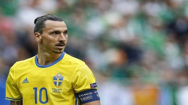 Río 2016: Ibrahimovic incluido en lista provisional de Suecia