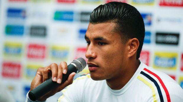"""Jeison Murillo sobre Perú: """"Sabemos quién es Paolo Guerrero"""""""