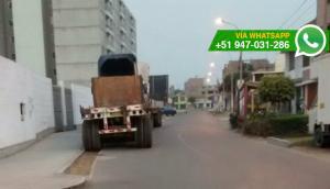 Callao: convierten pista de dos sentidos en estacionamiento