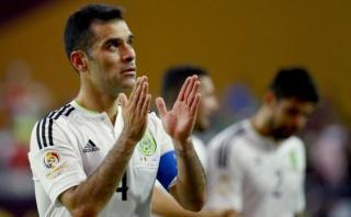 Rafa Márquez: ¿Por qué se ausentará un día de la Copa América?