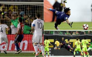 Copa América 2016: 5 atajadas sensacionales de fase de grupos