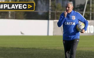 Tite, ex técnico de Paolo Guerrero, dirigirá a Brasil