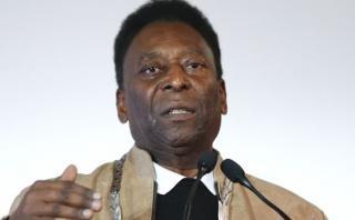 Pelé opinó sobre la destitución de Dunga como técnico de Brasil