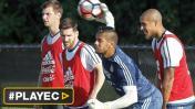 Lionel Messi listo para el choque ante Venezuela [VIDEO]