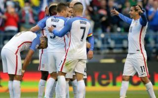 Estados Unidos ganó 2-1 a Ecuador y clasificó a semifinales