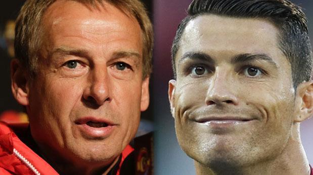 Klinsmann no quiere equivocarse como hizo con Cristiano Ronaldo
